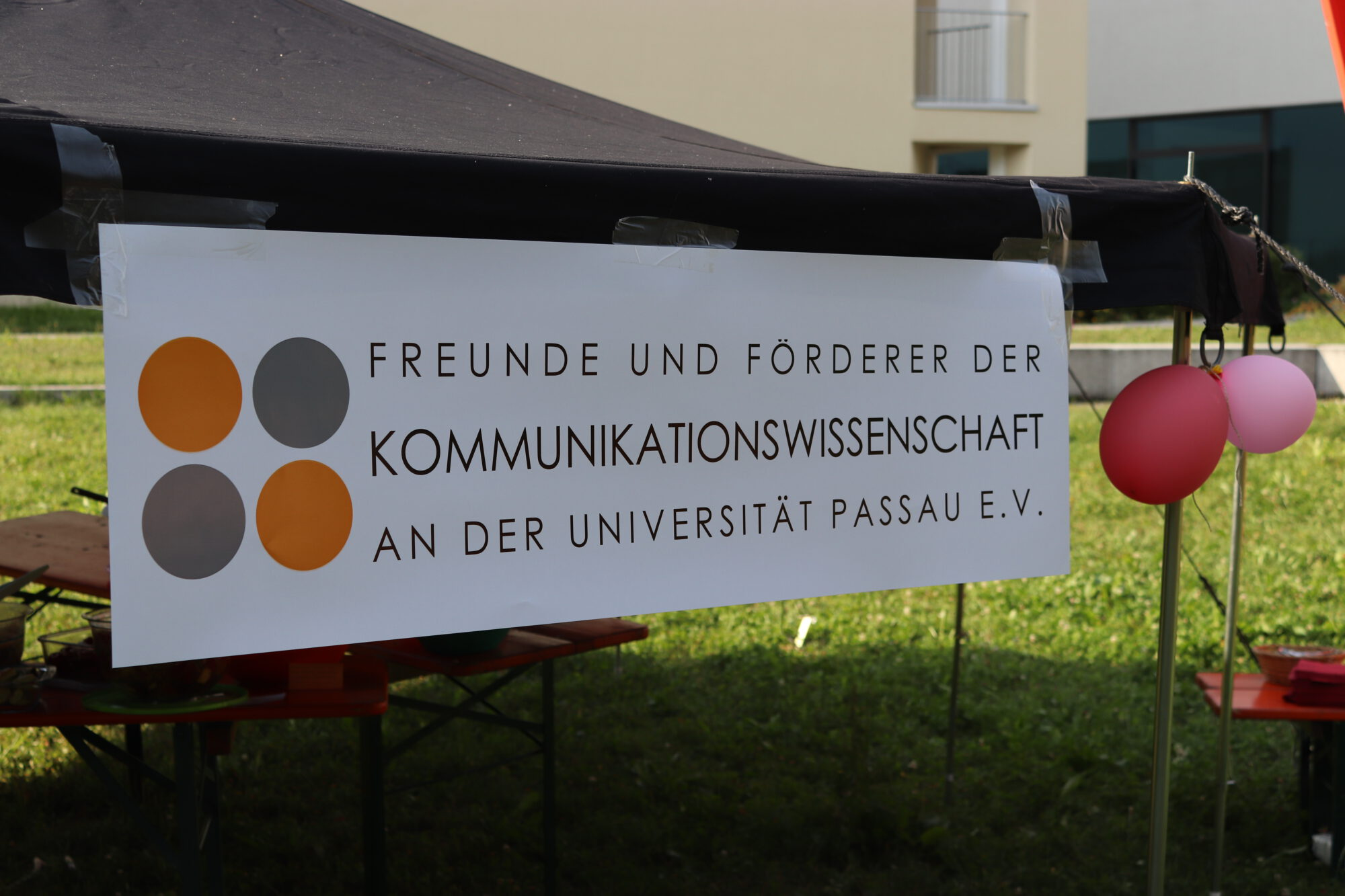 Verein der Freunde und Förderer der Kommunikationswissenschaft an der Universität Passau e.V.